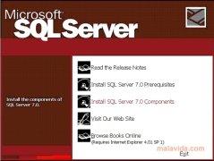 SQL Server 7 SP3 imagen 2 Thumbnail