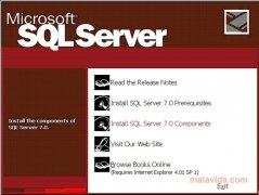 SQL Server 7 SP4 immagine 1 Thumbnail
