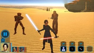 Star Wars: Knights of the Old Republic bild 3 Thumbnail