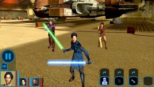 Star Wars: Knights of the Old Republic bild 6 Thumbnail