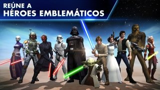Star Wars: Galaxy of Heroes imagem 2 Thumbnail