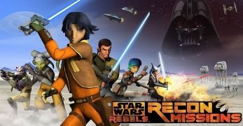 Star Wars Rebels: Recon Missions imagen 1 Thumbnail