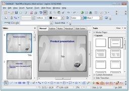 StarOffice imagem 3 Thumbnail