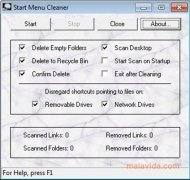 Start Menu Cleaner imagen 1 Thumbnail