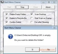 Start Menu Cleaner immagine 3 Thumbnail