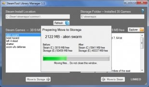 SteamTool Library Manager immagine 4 Thumbnail