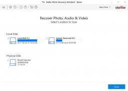 Stellar Phoenix Photo Recovery immagine 1 Thumbnail
