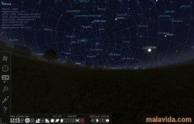 Stellarium  0.13.2 Español imagen 2