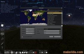 Stellarium  0.13.2 Español imagen 3