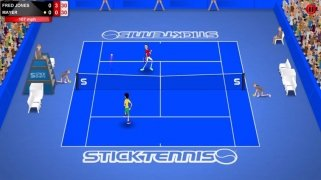 Stick Tennis Tour image 2 Thumbnail