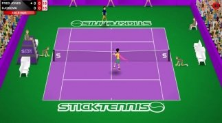 Stick Tennis Tour image 4 Thumbnail