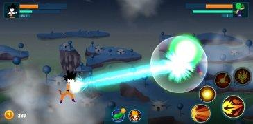 Stick Z: Super Dragon Fight imagen 1 Thumbnail