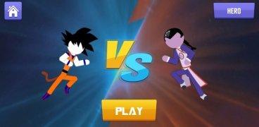 Stick Z: Super Dragon Fight imagen 4 Thumbnail