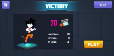 Stick Z: Super Dragon Fight imagen 9 Thumbnail