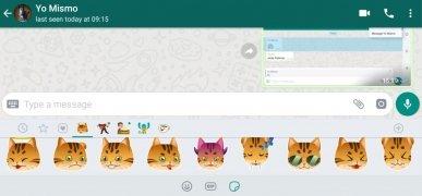 Stickers de Gatos para WhatsApp imagen 3 Thumbnail
