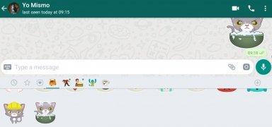 Stickers de Gatos para WhatsApp imagen 4 Thumbnail