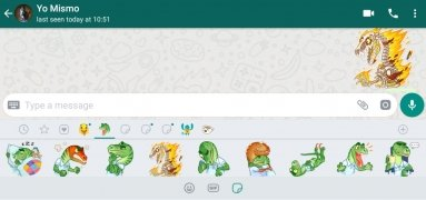 Stickers de Telegram para WhatsApp imagen 6 Thumbnail