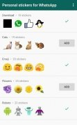 Stickers Personales para WhatsApp imagen 1 Thumbnail