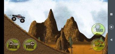 Stickman Downhill Monstertruck imagen 1 Thumbnail