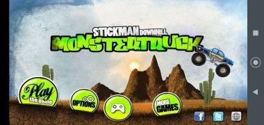 Stickman Downhill Monstertruck imagen 2 Thumbnail