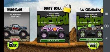 Stickman Downhill Monstertruck imagen 4 Thumbnail