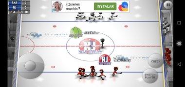 Stickman Ice Hockey imagen 10 Thumbnail