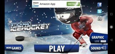 Stickman Ice Hockey imagen 4 Thumbnail
