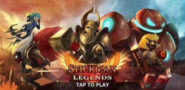 Stickman Legends imagen 2 Thumbnail