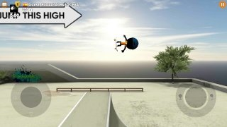 Stickman Skate Battle image 11 Thumbnail