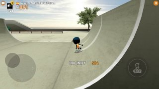 Stickman Skate Battle bild 12 Thumbnail
