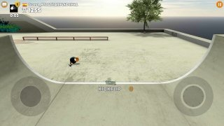 Stickman Skate Battle image 14 Thumbnail