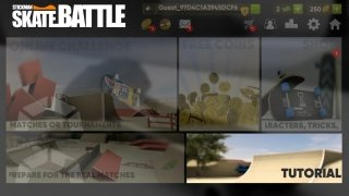 Stickman Skate Battle image 2 Thumbnail