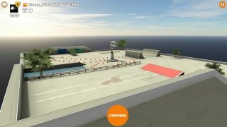 Stickman Skate Battle immagine 3 Thumbnail