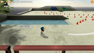 Stickman Skate Battle image 4 Thumbnail