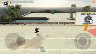 Stickman Skate Battle immagine 7 Thumbnail