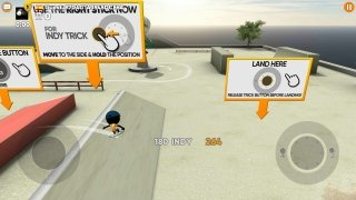 Stickman Skate Battle bild 9 Thumbnail