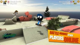 Stickman Skate Battle bild 1 Thumbnail