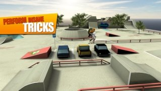 Stickman Skate Battle bild 2 Thumbnail