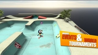 Stickman Skate Battle bild 3 Thumbnail