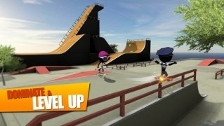 Stickman Skate Battle bild 5 Thumbnail