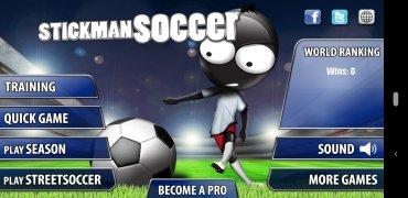Stickman Soccer bild 2 Thumbnail