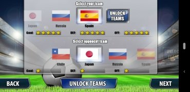 Stickman Soccer imagem 3 Thumbnail