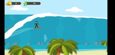 Stickman Surfer 画像 2 Thumbnail