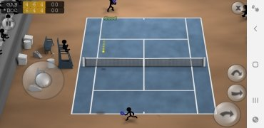 Stickman Tennis imagem 2 Thumbnail