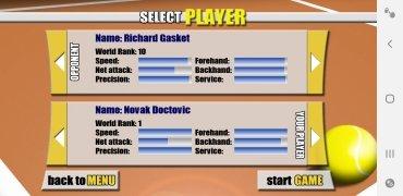Stickman Tennis imagem 4 Thumbnail