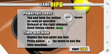 Stickman Tennis imagem 5 Thumbnail