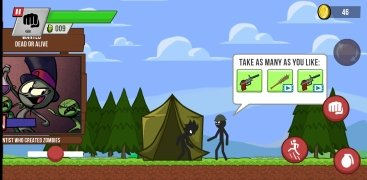 Stickman vs Zombies imagen 9 Thumbnail
