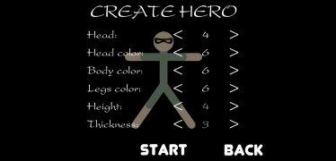 Stickman Warriors imagen 3 Thumbnail