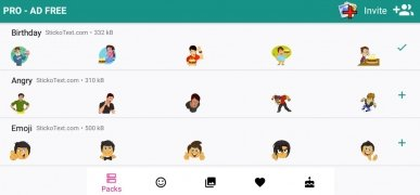 Stickers For Whatsapp image 1 Thumbnail