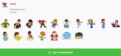Stickers For Whatsapp image 2 Thumbnail